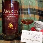 Amrut Intermediate Sherry NAS b.30