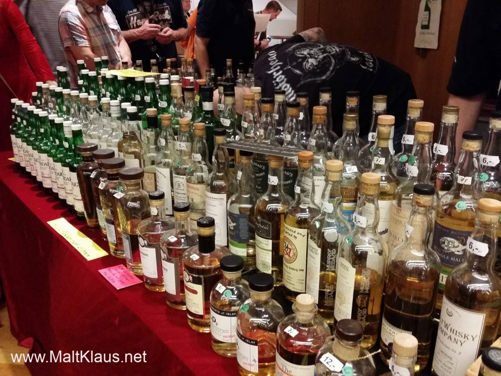 Only at Limburg - this is (mostly) just Laphroaig!