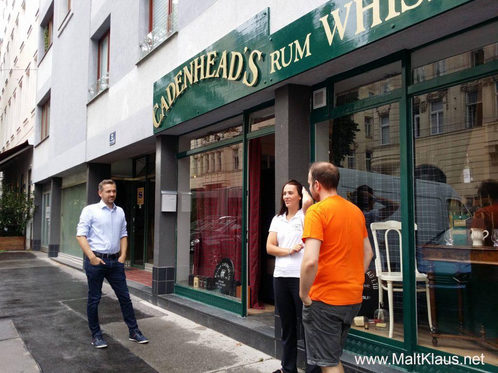 Cadenhead's Vienna storefront