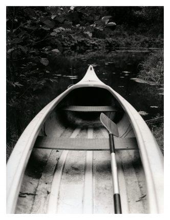 Boot am Ententeich